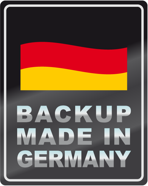 BackupMadeinGermany